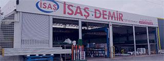 İsaş Demir Profil Sanayi ve Ticaret Ltd.Şti. | Profil Çeşitlleri | Demir Boru Çeşitleri | Çelik Hasır | Sac Çesitleri | Çit Panel | Beton Hasır Tel | Kesme Taşı